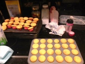 cupcakes no icing